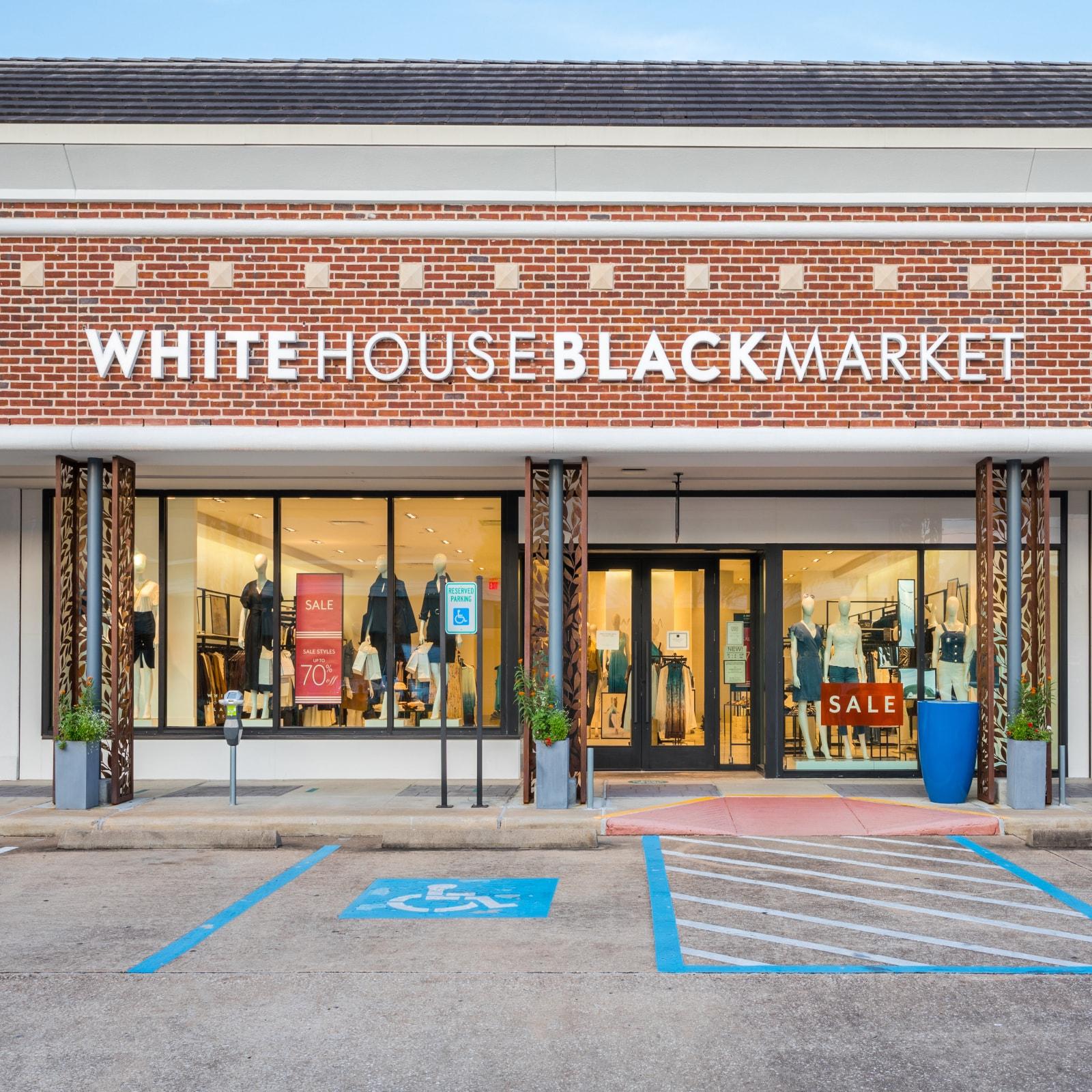 Rice Village White House Black Market