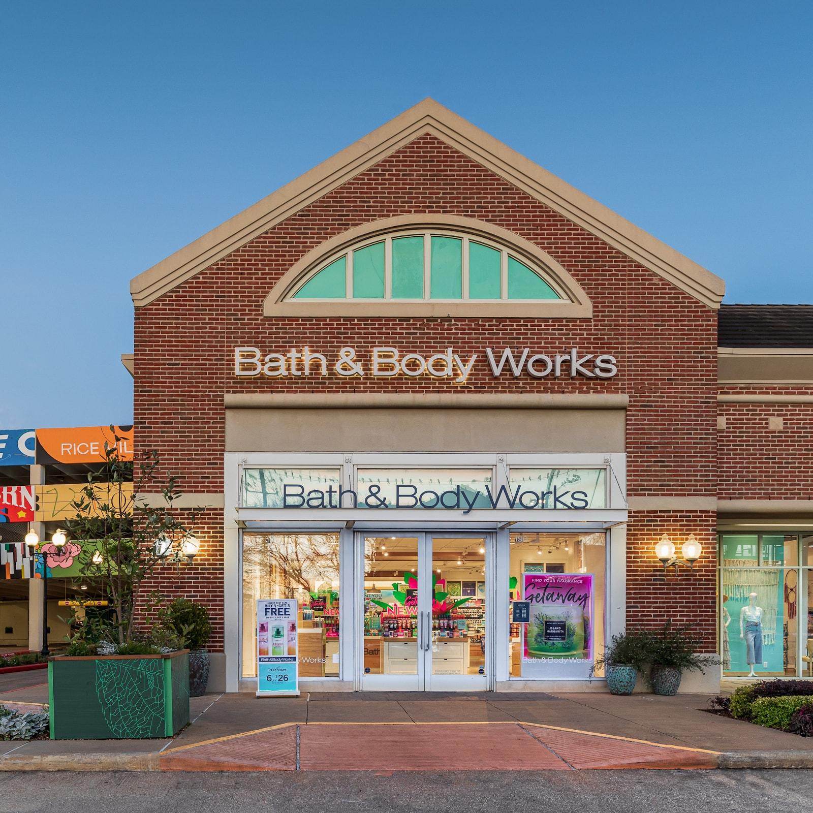 bath and body works houston